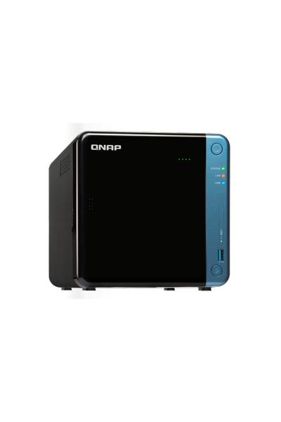 QNAP TS-453BE NAS DEPOLAMA ÜNİTESİ (4GB DDR3L)