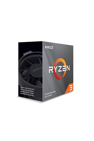AMD RYZEN 3 3100 3.9GHz AM4  65W