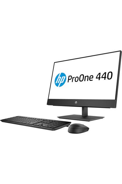 """HP 440 G4 4NU44EA AIO i7-8700T 8GB 1TB 23.8"""" DOS"""