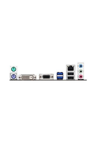 ASUS H81M-K DDR3 SATA3 GLAN USB3 1150p