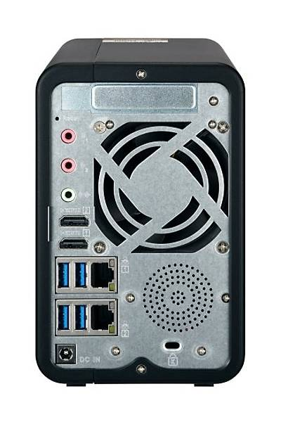 QNAP TS-253BE NAS DEPOLAMA ÜNİTESİ (2GB DDR3L)