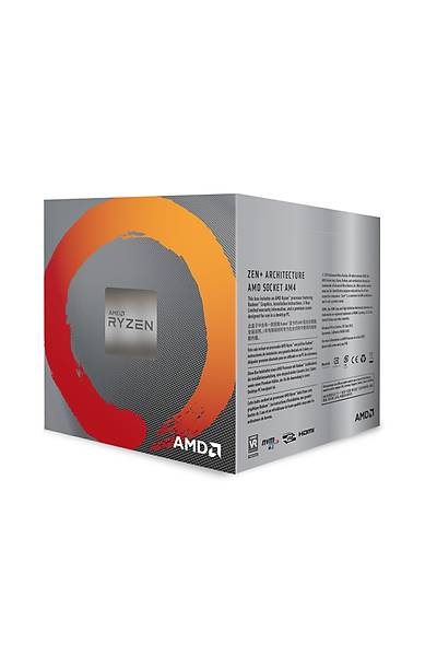 AMD RYZEN 5 3400G 3.70GHZ 6MB AM4 FANLI