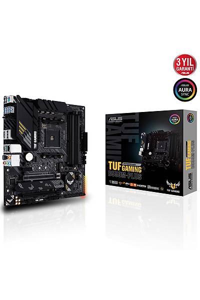 ASUS TUF GAMING B550M-PLUS DDR4 4600Mhz mATX AM4