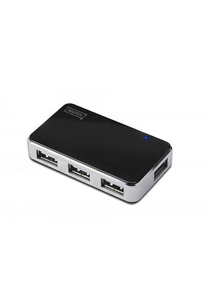 DIGITUS DA-70220 4 PORT USB 2.0 HUB