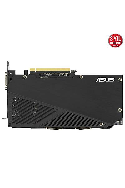 ASUS DUAL-GTX1660S-6G-EVO 6GB GDDR6 HDMI 192Bit