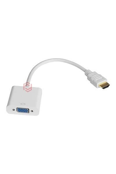 FRISBY FA-6622HV HDMI-VGA ÇEVİRİCİ 15 CM