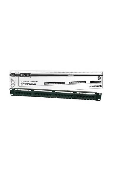DIGITUS 24 PORT CAT6 PATCH PANEL (DN-91624U)
