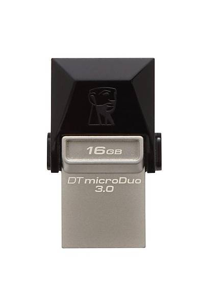 16GB USB3.0 DTDUO3/16GB USB OTG KINGSTON