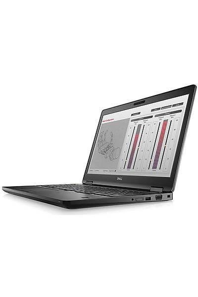 DELL SIMSEK PRECISION M3530 i7-8850H 16G 512G P600