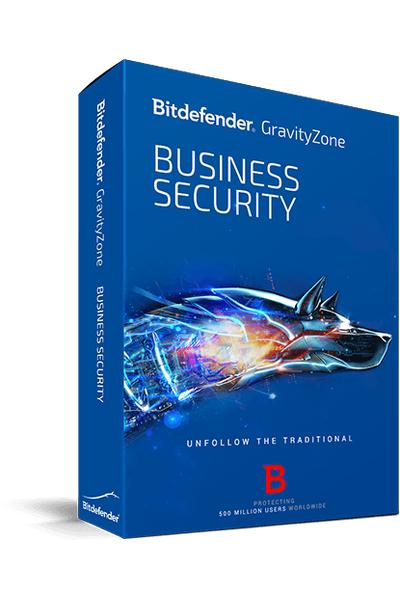 BİTDEFENDER GRAVITYZONE BUSINESS SECURITY 1+15 KULLANICI 3YIL
