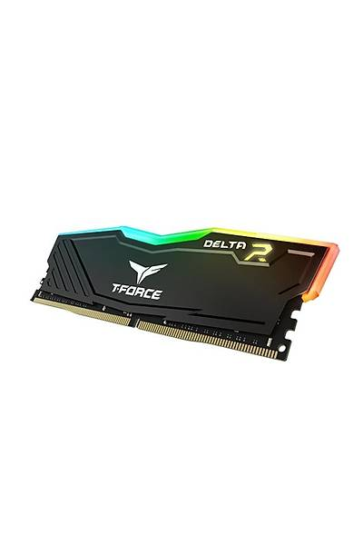 8 GB DDR4 3200 Mhz T-FORCE DELTA RGB BLACK 8GBx1