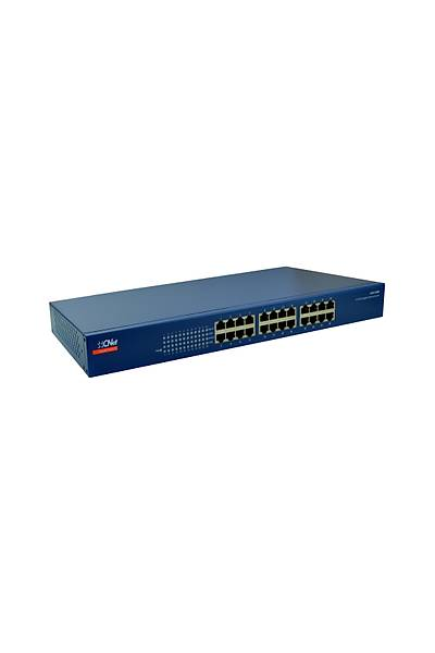 CNET CGS-2400 24 PORT 10/100/1000 SWITCH RM