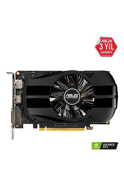 ASUS PH-GTX1650-4G DDR5 128Bit HDMI DVI DP