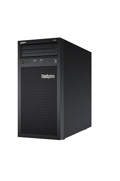 LENOVO SERVER 7Y48A007EA ST50 E-2124G 3.4GHz 8GB 2x2TB