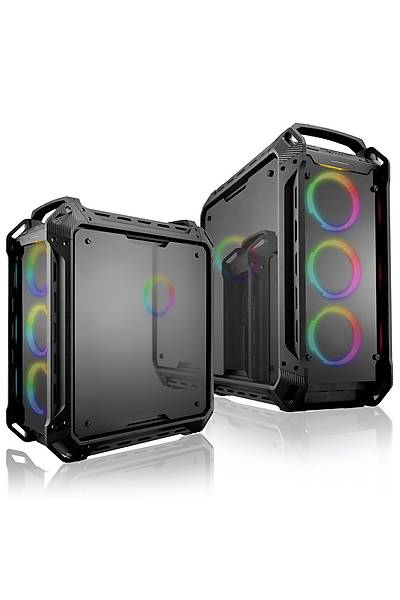 COUGAR CGR-6AMTB-RGB PANZER EVO RGB COMPUTER KASA