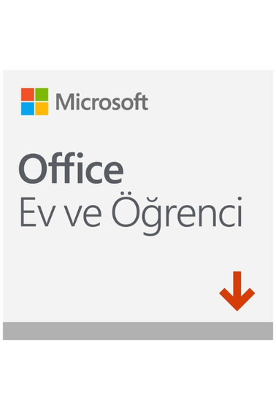 MICROSOFT OFFICE EV VE ÖÐRENCÝ 2019- ESD 79G-05017