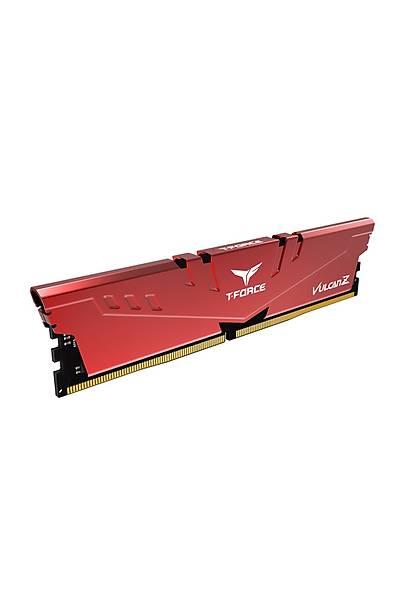 16 GB DDR4 3000 Mhz T-FORCE VULCAN Z RED 8GBx2 TLZRD416G3000HC16CDC01