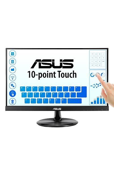 21.5 ASUS VT229H FHD IPS 5MS DOKUNMATÝK HDMI DSUB