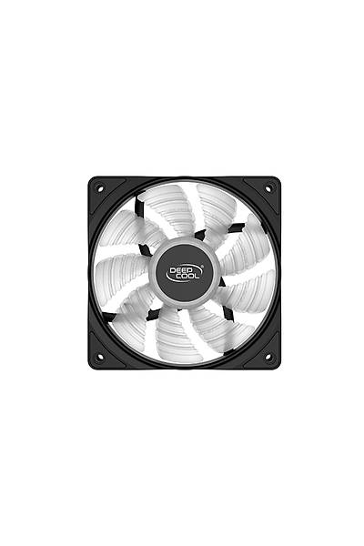 DEEP COOL RF120W DAHİLİ BEYAZ FAN 120MM KASA FANI
