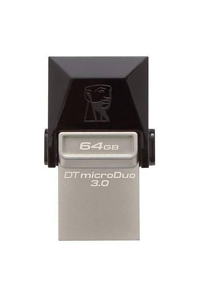 64GB USB 3.0 DT MICRO DUO USB OTG DTDUO3 KINGSTON