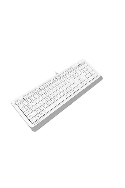 A4 TECH FK10 Q USB BEYAZ TR FN-MULTİMEDYA KLAVYE