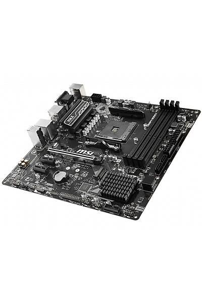 MSI B450M PRO-VDH MAX 3866MHz(OC) DDR4 HDMI AM4