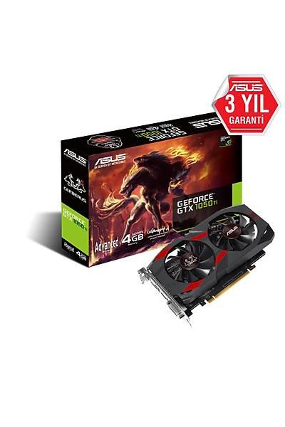 ASUS CERBERUS-GTX1050TI-A4G 4GB 128Bit DDR5