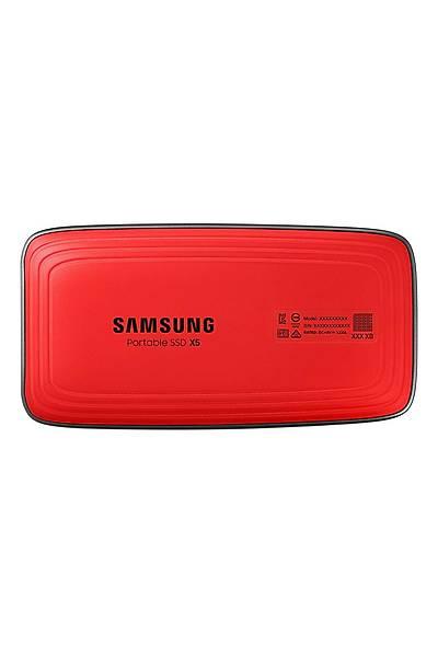 500GB SAMSUNG THUNDERBOLT X5 TAÞINABÝLÝR SSD MU-PB500B/WW