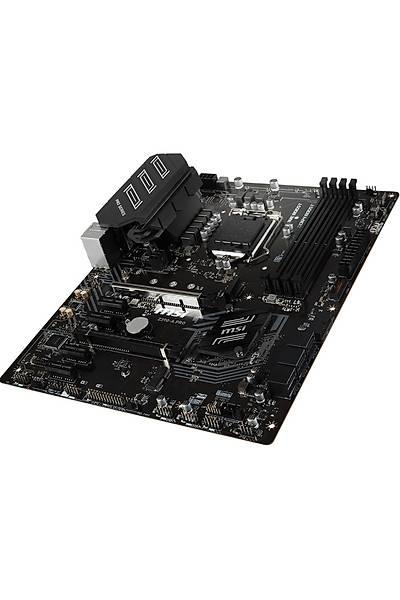 MSI Z390-A PRO DDR4 VGA DP M.2 USB3.1 ATX 1151