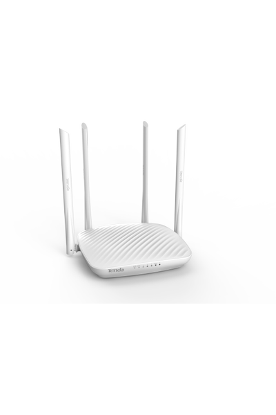 TENDA F9 4 PORT WiFi-N 600Mbps ROUTER 4 ANTEN