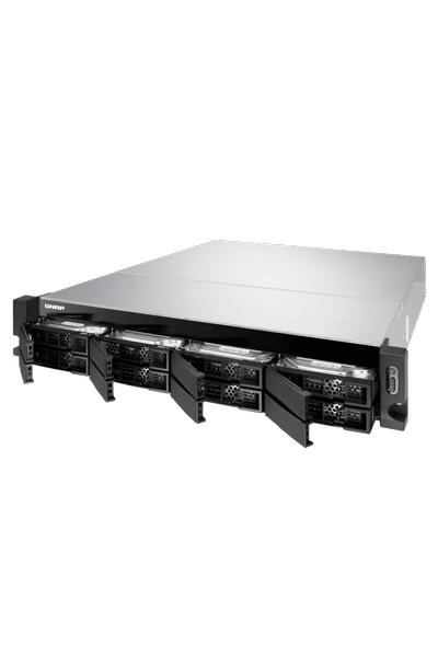 QNAP TS-853BU-RP NAS KAYIT CÝHAZI RACKMOUNT (4GB)
