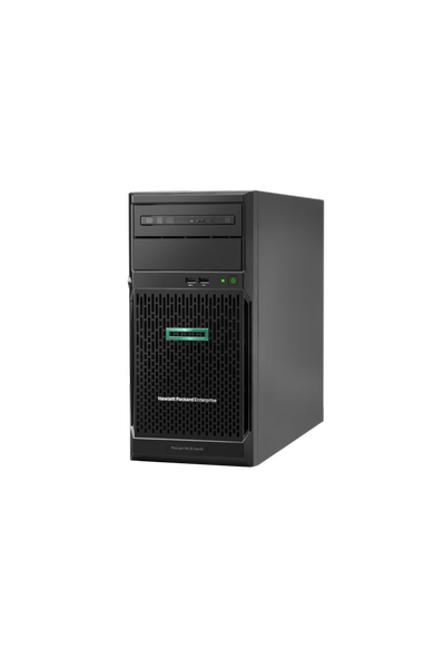 "HPE P06781-425 ML30 E-2124 8GB NOHDD 4x3.5"" 350W"