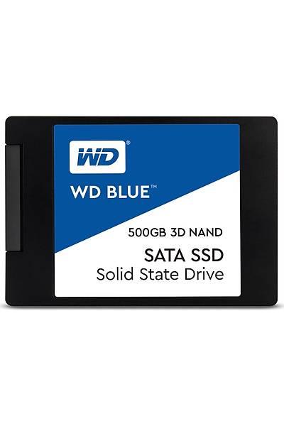 """500GB WD BLUE 2.5"""" WDS500G2B0A SSD"""