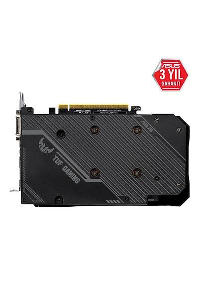 ASUS TUF-GTX1660TI-O6G GAMING GDDR6 HDMI DP192Bit