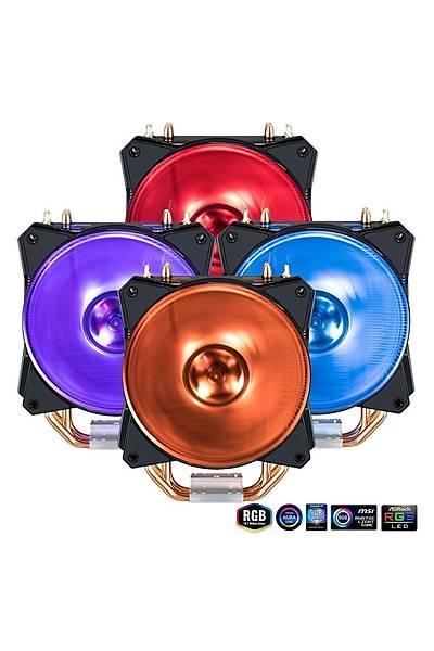 COOLER MASTER MAP-T4PN-220PC-R1 MA410P CPU SOÐUTCU