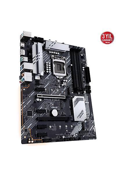 ASUS PRIME Z490-P DDR4 HDMI DP ATX LGA1200
