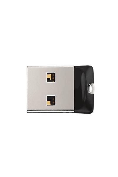16GB USB2.0 CRUZER FİT SANDİSK SDCZ33-016G-G35