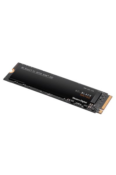 250GB WD BLACK SN750 M.2 NVMe WDS250G3X0C 3100/1600 SSD