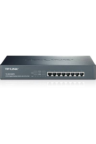 TP-LINK TL-SG1008PE  8 PORT GBIT SWITCH+8P POE