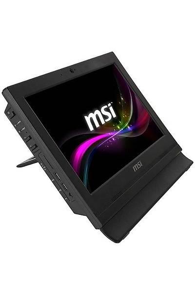 "MSI AIO PRO 16T 7M-002XEU CELERON 3865U 4GB 500GB 15.6"" FDOS"
