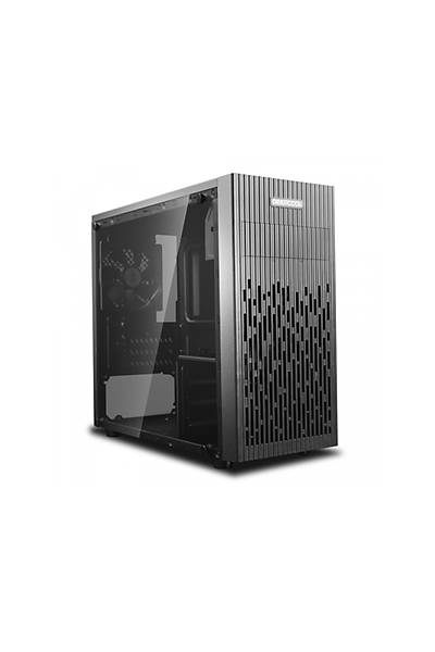 DEEP COOL MATREXX 30 250MM PCI/AGP SÝYAH MATX KASA