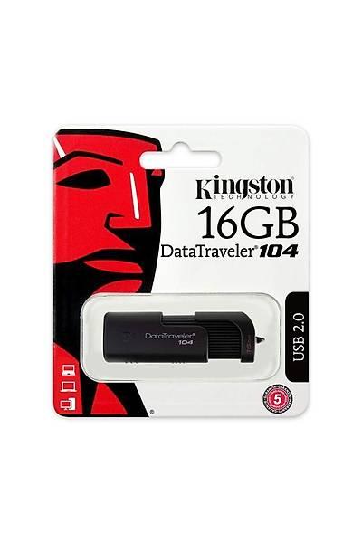 16GB USB2.0 DT104/16GB KINGSTON