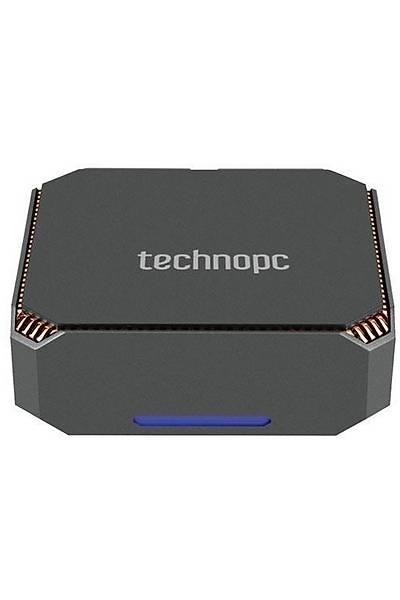 TECHNOPC NANO5-72412 i5-7200 4GB 120SSD FD MİNİ PC