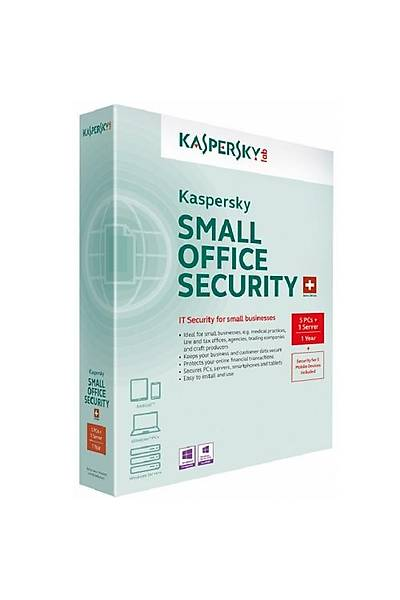 KASPERSKY SMALL OFFICE3 1S+5K(+5K MD)3YIL