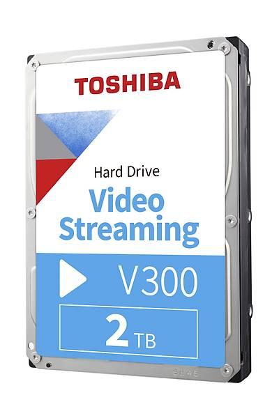 2TB TOSHIBA 5700RPM V300 7/24 SATA3 64MB HDWU120UZSVA