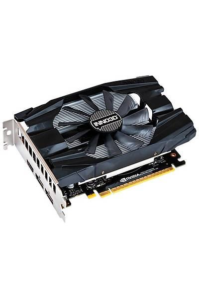 INNO3D GEFORCE GTX 1650 COMPACT 4GB GDDR5 128Bit DX12 GAMING EKRAN KARTI