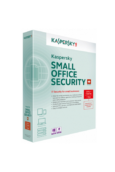 KASPERSKY SMALL OFFICE3 1S+5K(+5K MD)1YIL