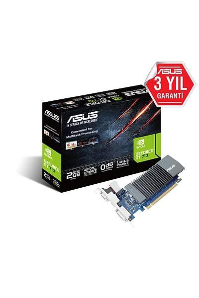 ASUS GT710-SL-2GD5-BRK 2GB DDR5 64Bit DVI/HDMI