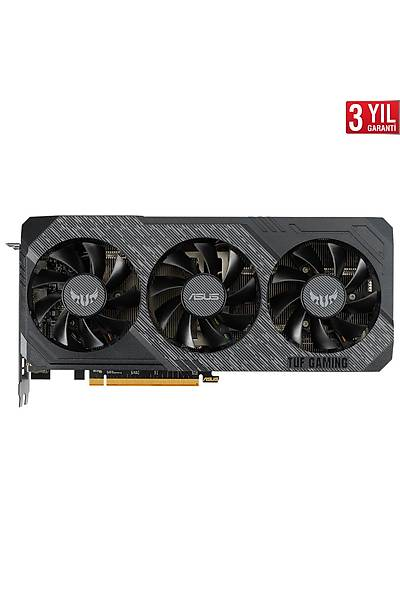 ASUS TUF 3-RX5700-O8G-GAMING 256Bit 8GB DDR6