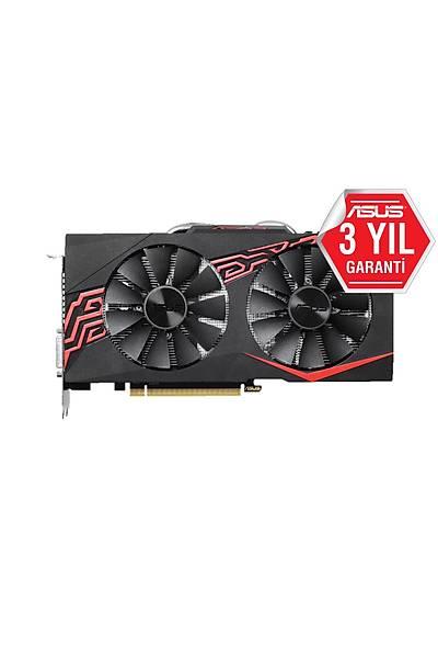 ASUS EX-RX570-O4G 256Bit 4GB DDR5 HDMI/DVI
